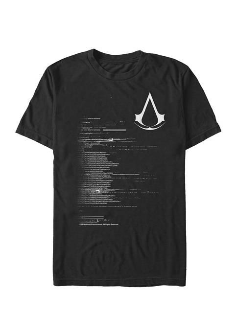 The Code Break Graphic Short Sleeve T-Shirt