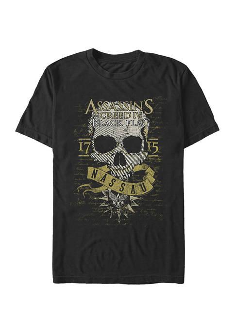 At Sea Graphic Short Sleeve T-Shirt