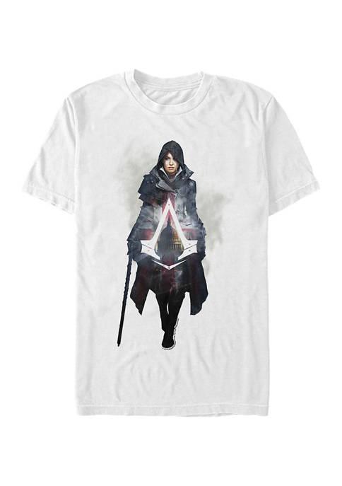 Evie A Graphic Short Sleeve T-Shirt