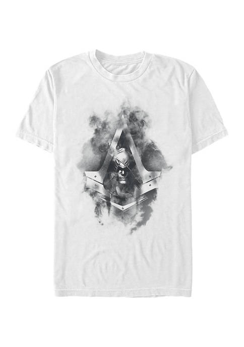 From the Smoke Graphic Short Sleeve T-Shirt
