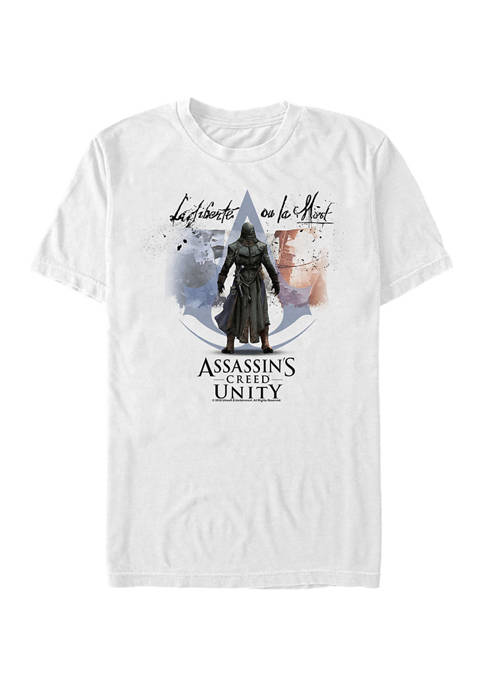 Assassin's Creed The Vision Graphic Short Sleeve T-Shirt