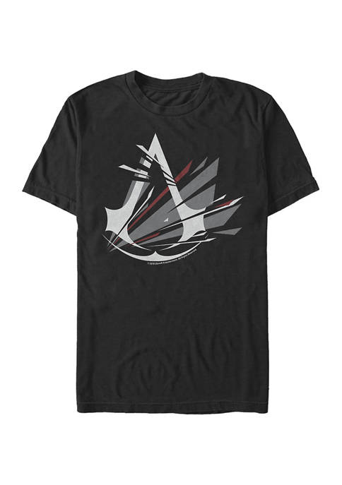 The Shattered Graphic Short Sleeve T-Shirt