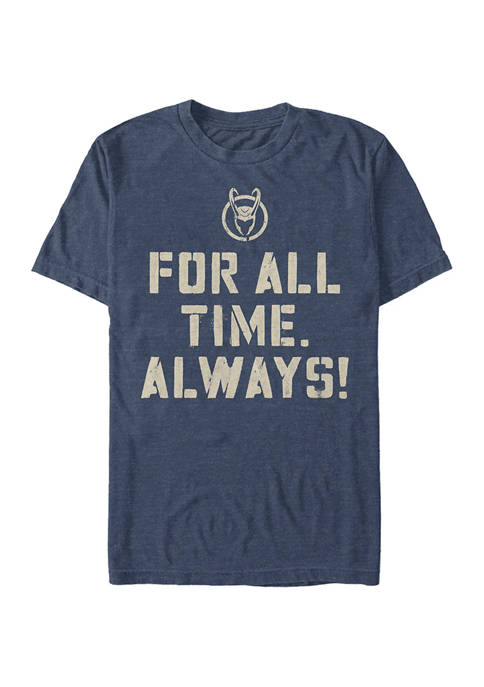 Marvel™ For All Time Always Graphic Short Sleeve