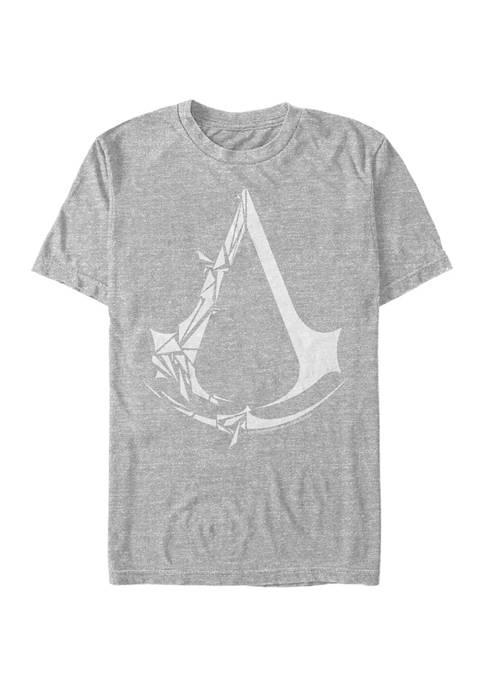 The Broken Soldier Graphic Short Sleeve T-Shirt
