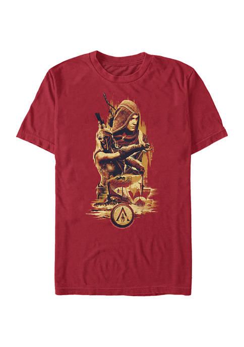 Kassandra Tall Graphic Short Sleeve T-Shirt