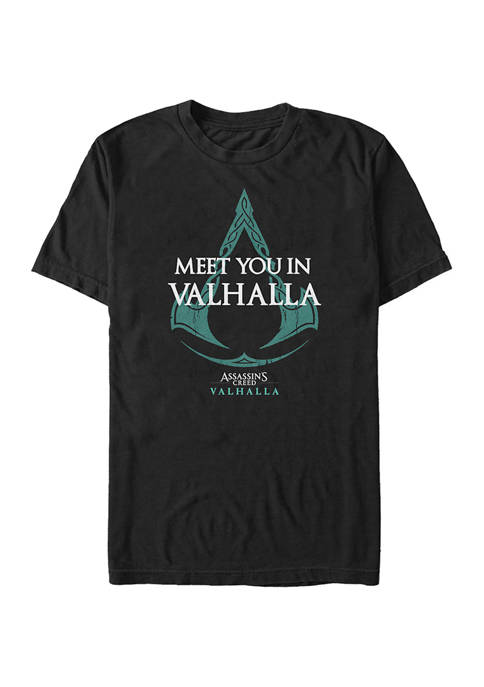 Like A Viking Graphic Short Sleeve T-Shirt