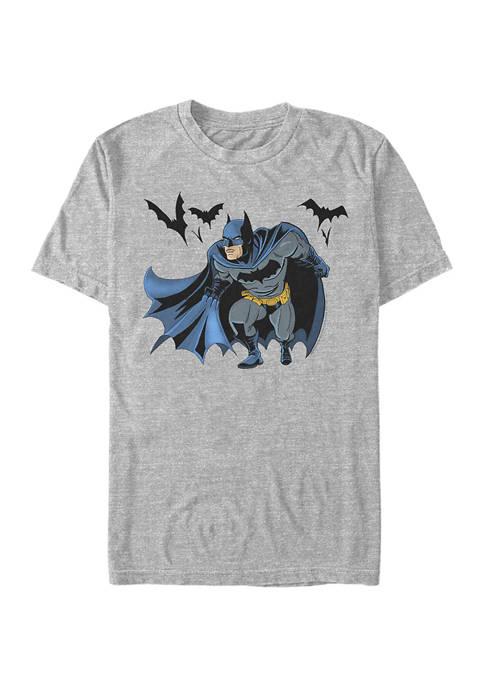 The Dark Knight Graphic Short Sleeve T-Shirt