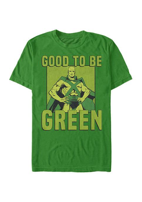 DC Comics Justice League™ Juniors Green Martian Graphic