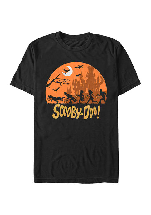 Scooby Haunt Graphic Short Sleeve T-Shirt