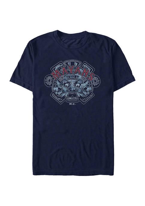 Fifth Sun™ Mayans Airbrush Graphic Short Sleeve T-Shirt