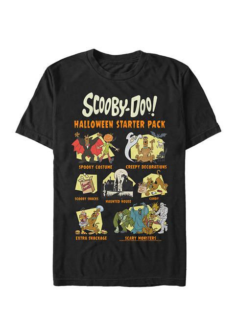 Scooby Doo™ Halloween Starter Pack Graphic Short Sleeve