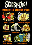 Halloween Starter Pack Graphic Short Sleeve T-Shirt