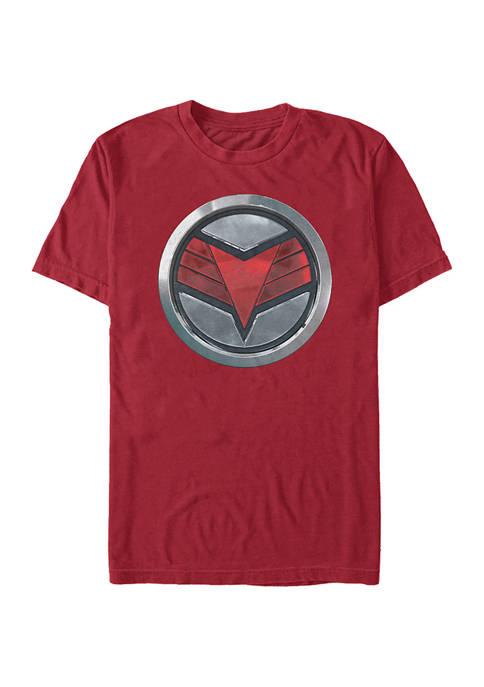 Marvel™ Falcon Logo Graphic Short Sleeve T-Shirt