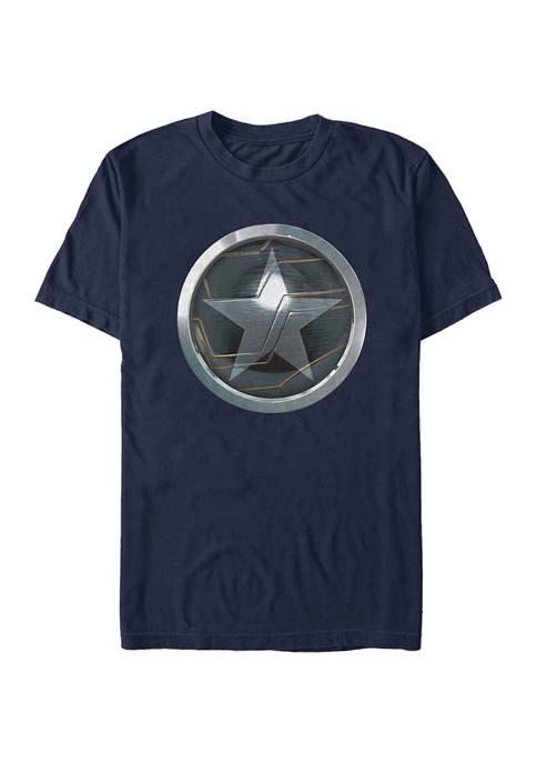 Marvel™ Solider Logo Graphic Short Sleeve T-Shirt