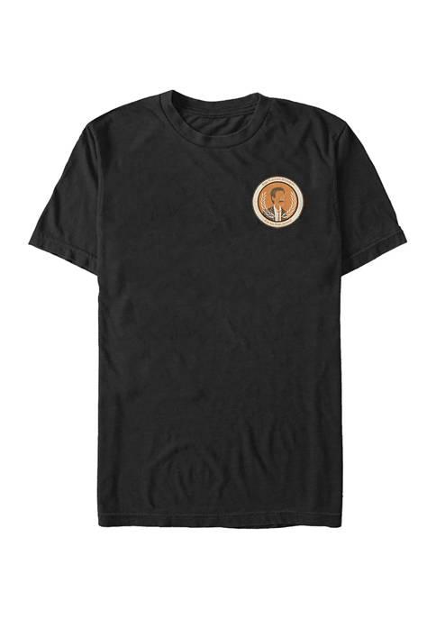 MMM Badge Graphic Short Sleeve T-Shirt