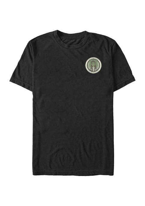 Marvel™ Badge Graphic Short Sleeve T-Shirt