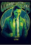 Cosmicalloki Wrong Graphic Short Sleeve T-Shirt