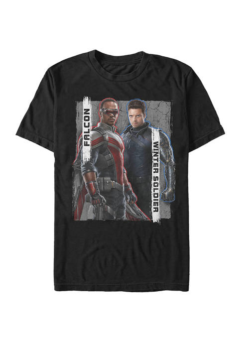 Marvel™ New Team Graphic Short Sleeve T-Shirt