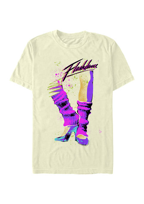 Footloose Dancin Shoes Graphic Short Sleeve T-Shirt
