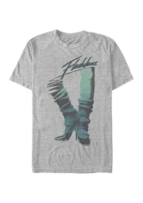 Dancin Shoes Graphic Short Sleeve T-Shirt