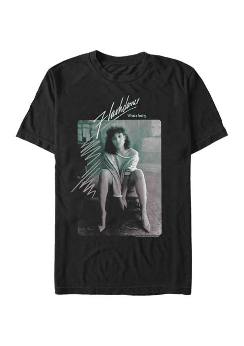 Footloose Freedom Graphic Short Sleeve T-Shirt