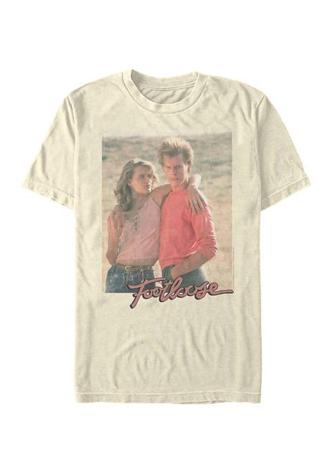 Photo Cut Up Graphic Short Sleeve T-Shirt
