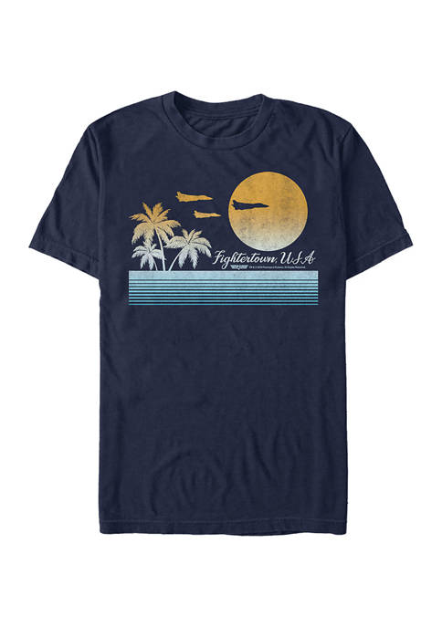 Goose Style Graphic Short Sleeve T-Shirt