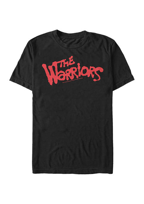 The Warriors Poster Graphic Short Sleeve T-Shirt