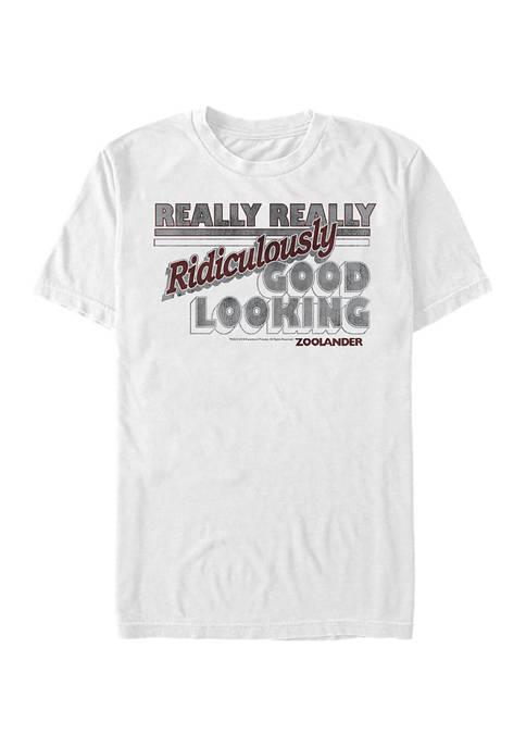 Zoolander Mugatu Graphic Short Sleeve T-Shirt