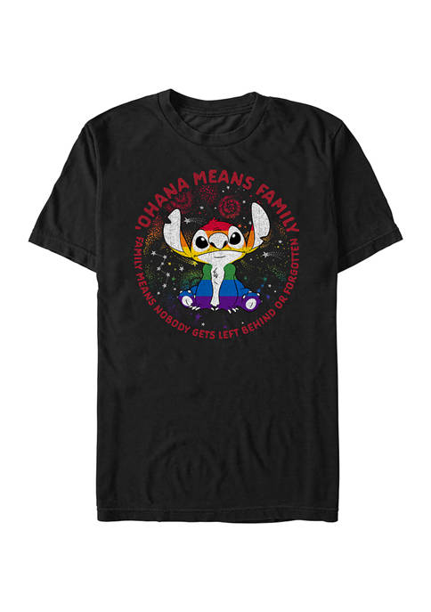 Ohana Pride Graphic T-Shirt