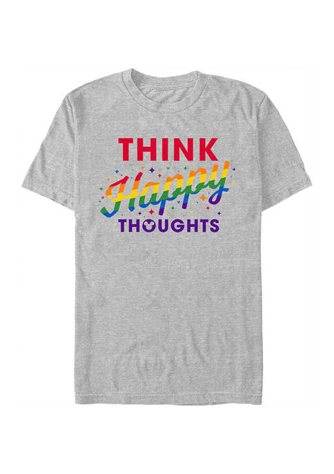 Happy Thoughts Graphic T-Shirt