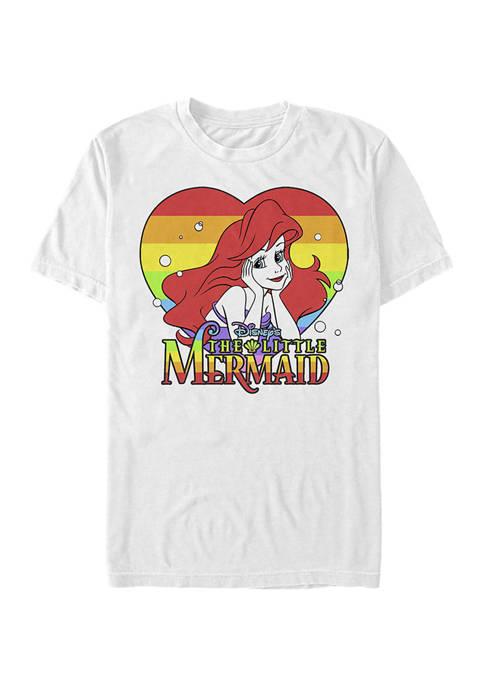 Disney® Rainbow Ariel Graphic T-Shirt