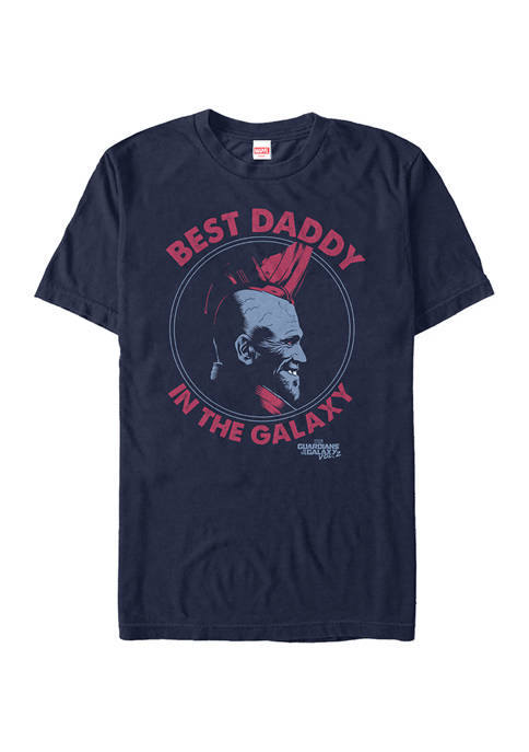 Marvel™ Best Daddy Long Sleeve Graphic T-Shirt