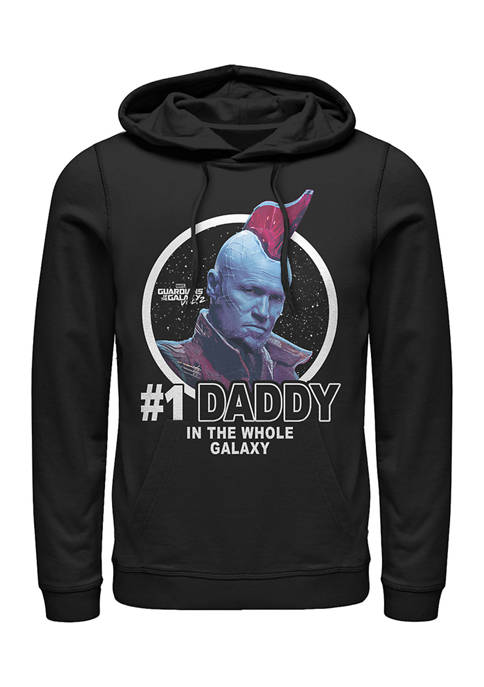 Daddy Yondu Fleece Graphic Hoodie