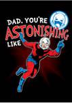 Astonishing Like Dad Graphic T-Shirt