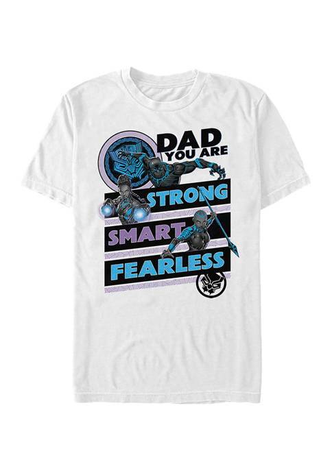 Black Panther™ Panther Dad Graphic T-Shirt