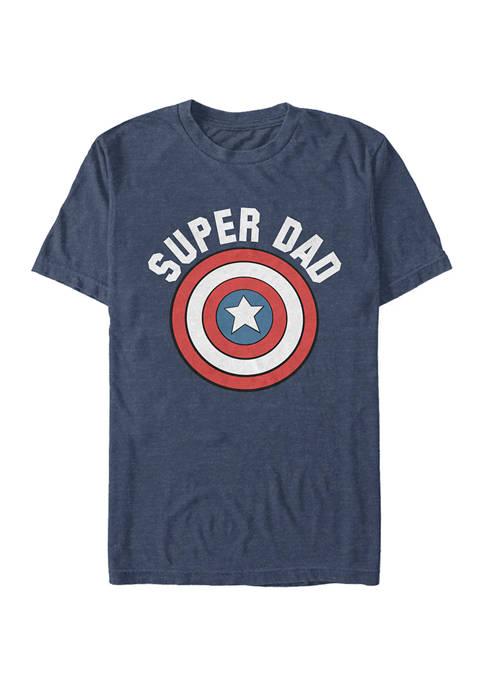 SUPER DAD Graphic T-Shirt