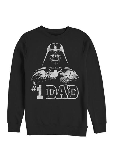 Numero Uno Crew Fleece Graphic Sweatshirt