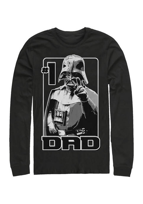 Star Wars® Still Number One Long Sleeve Graphic