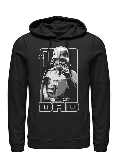 Star Wars® Still Number One Fleece Graphic Hoodie