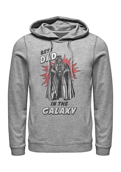Best Dad Crew Fleece Graphic Sweatshirt