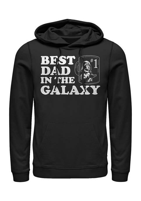 Star Wars® Galactic Dad Fleece Graphic Hoodie