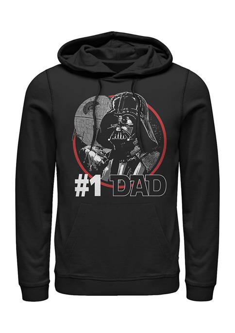 Best Dad Fleece Graphic Hoodie