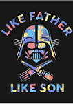 Like Father Long Sleeve Graphic T-Shirt