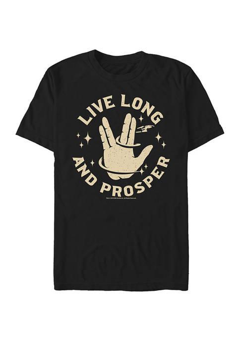 STAR TREK Juniors Live Long and Prosper Enterprise