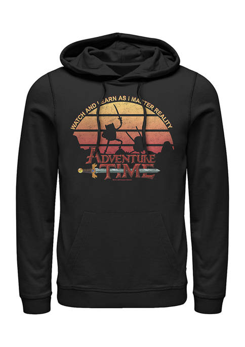 Cartoon Network Juniors Watch And Learn Graphic Hoodie
