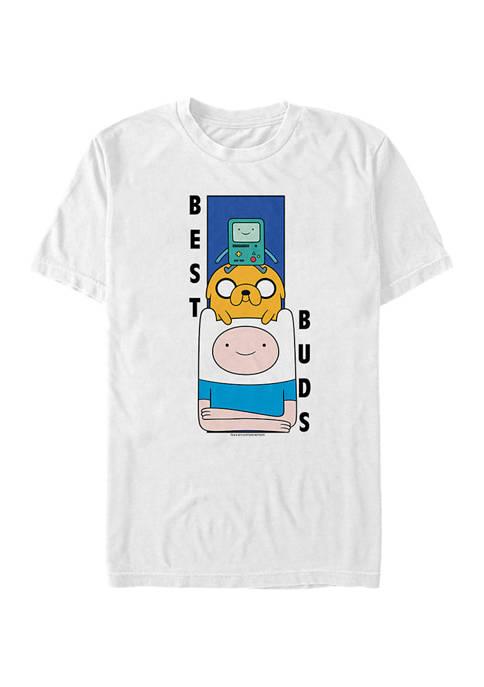 Cartoon Network Juniors Best Buds Graphic T-Shirt