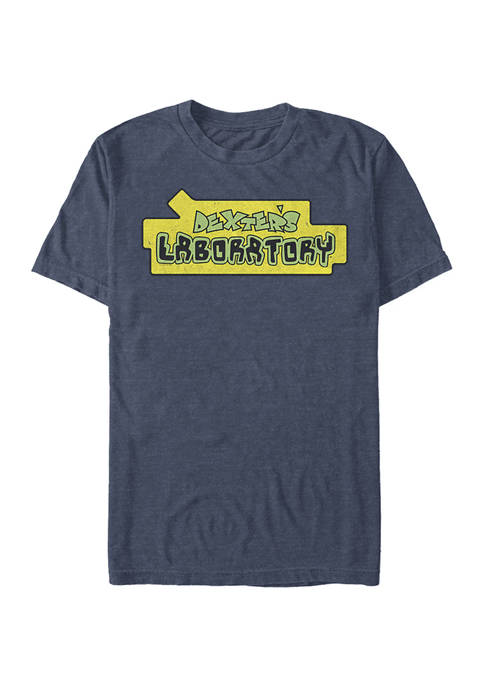 Cartoon Network Juniors Logo Graphic T-Shirt