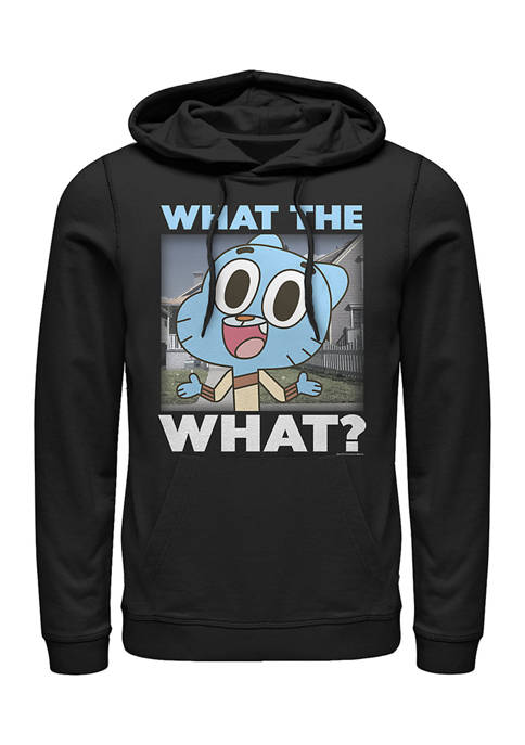 Cartoon Network Juniors What the What Graphic Hoodie