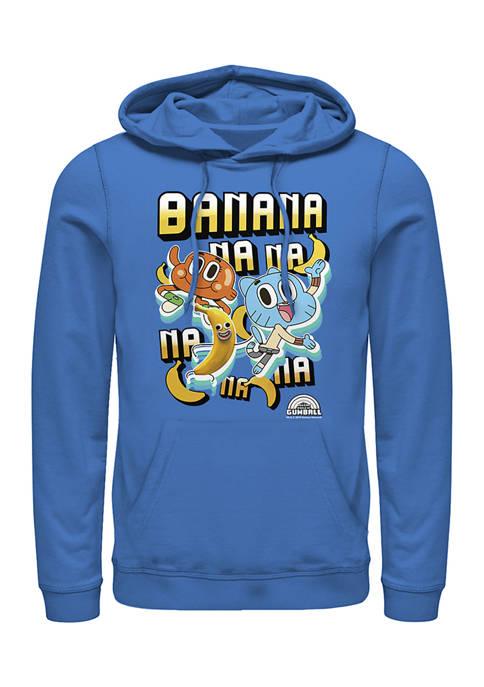 Cartoon Network Juniors Bananana Graphic Hoodie
